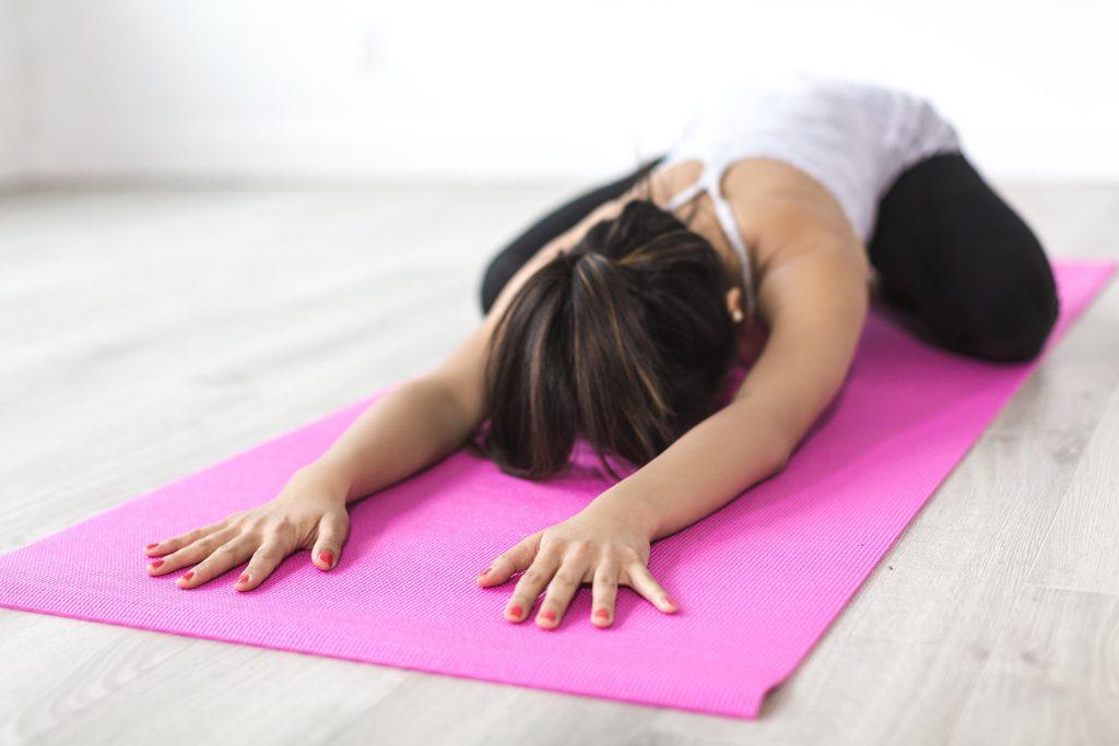 Pregnant Yoga Fitness