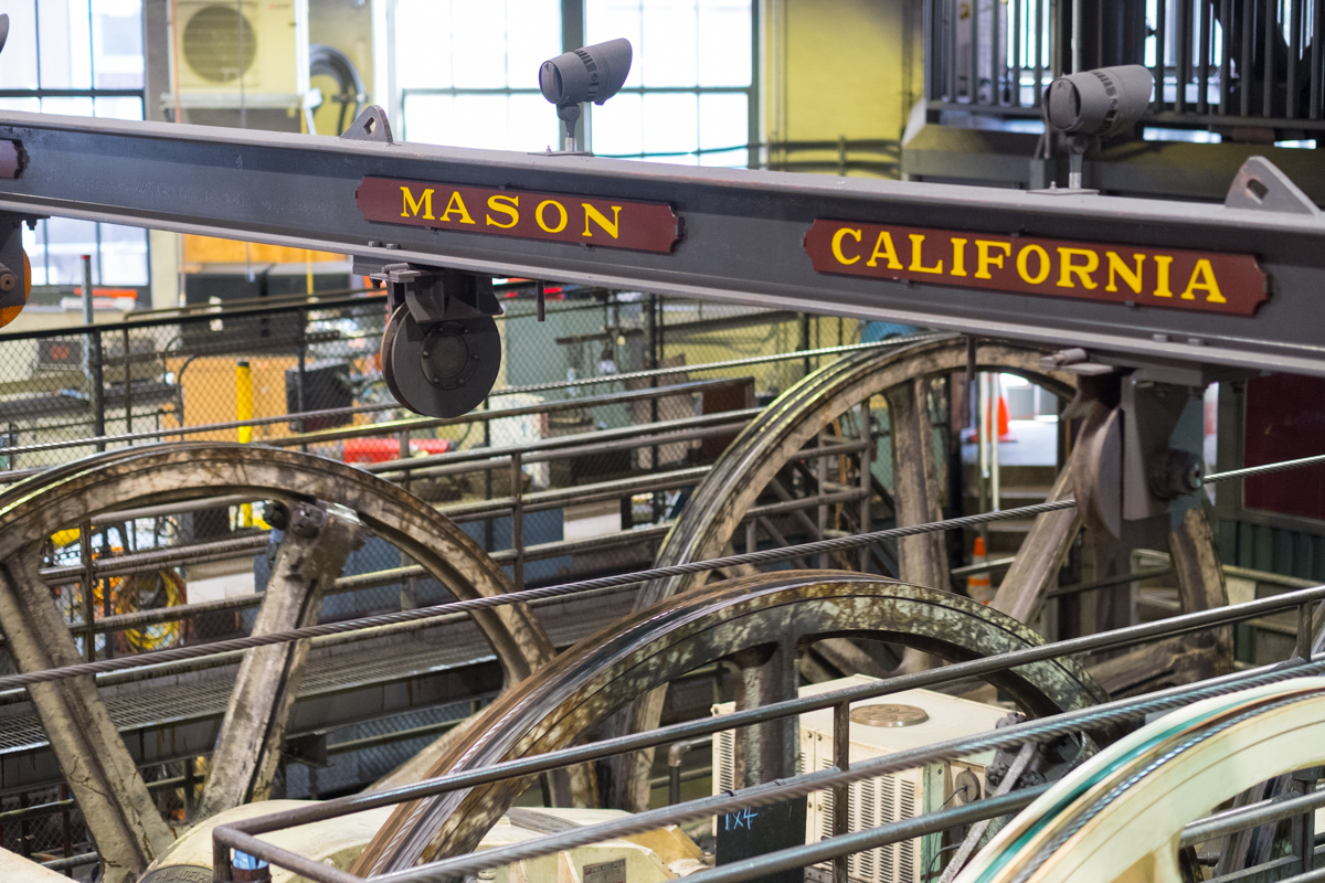 San Francisco Travel With Kids - Cable Car Museum and Power Station