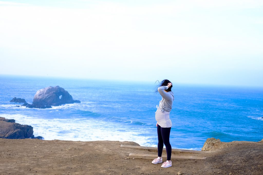 San Francisco Travel With Kids - Lands End Trail