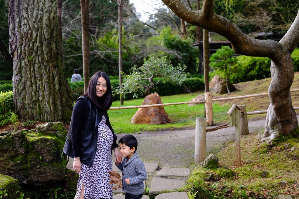 San Francisco Travel With Kids - Japanese Tea Garden