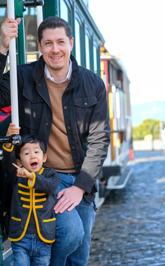 San Francisco Travel With Kids - Cable Cars