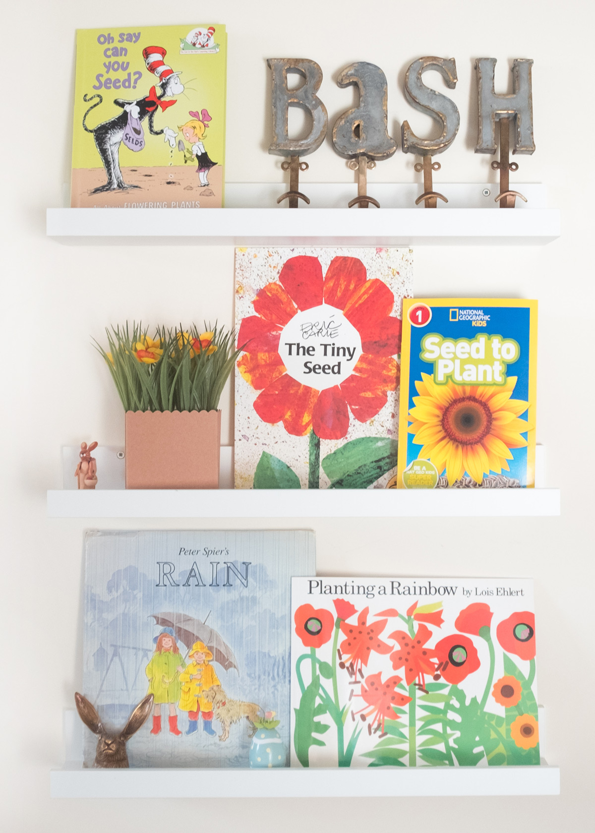 Spring Books for Kids