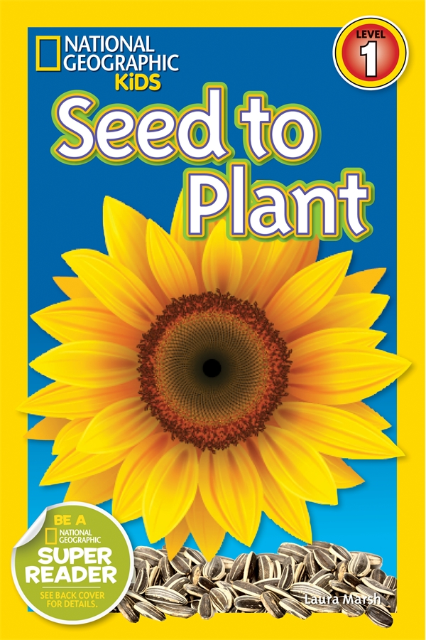 Seed To Plant Book