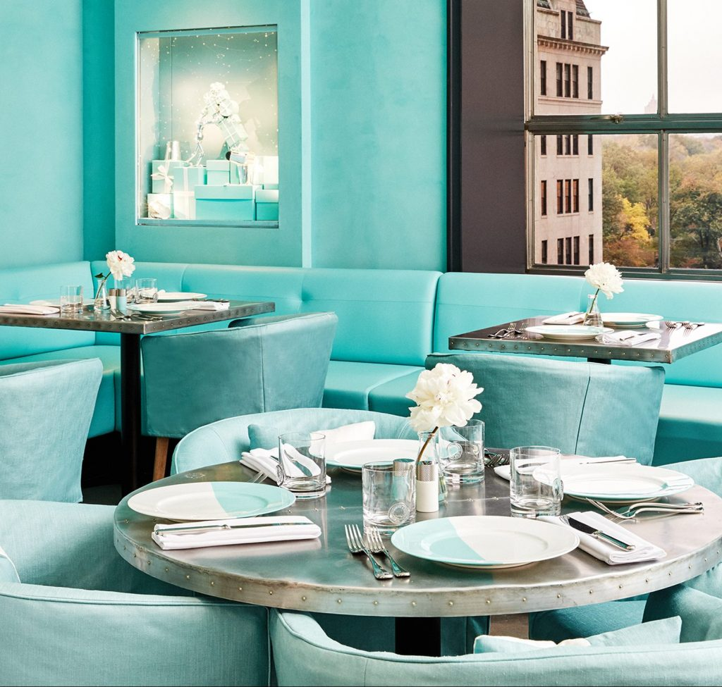 Tiffany & Co. Blue Box Cafe