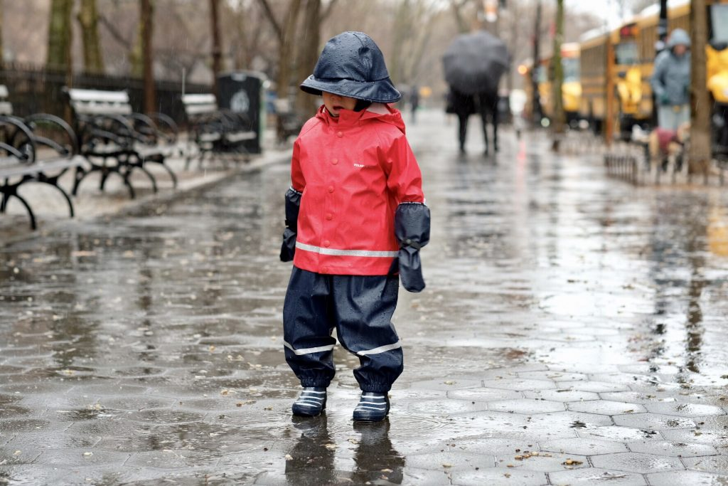 Best Rain Gear for Toddlers and Kids