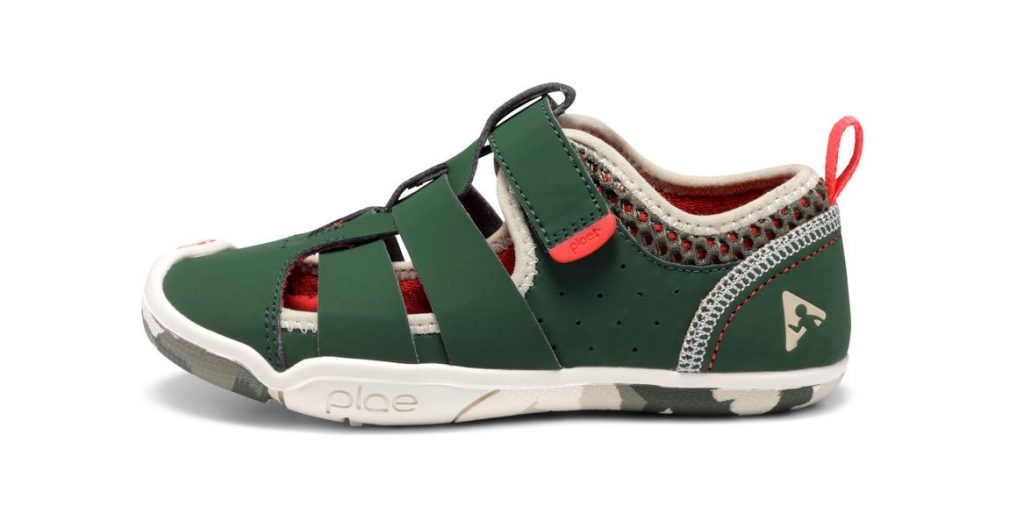 Summer Camp Shoes - Sam 2.0 Amazon Green