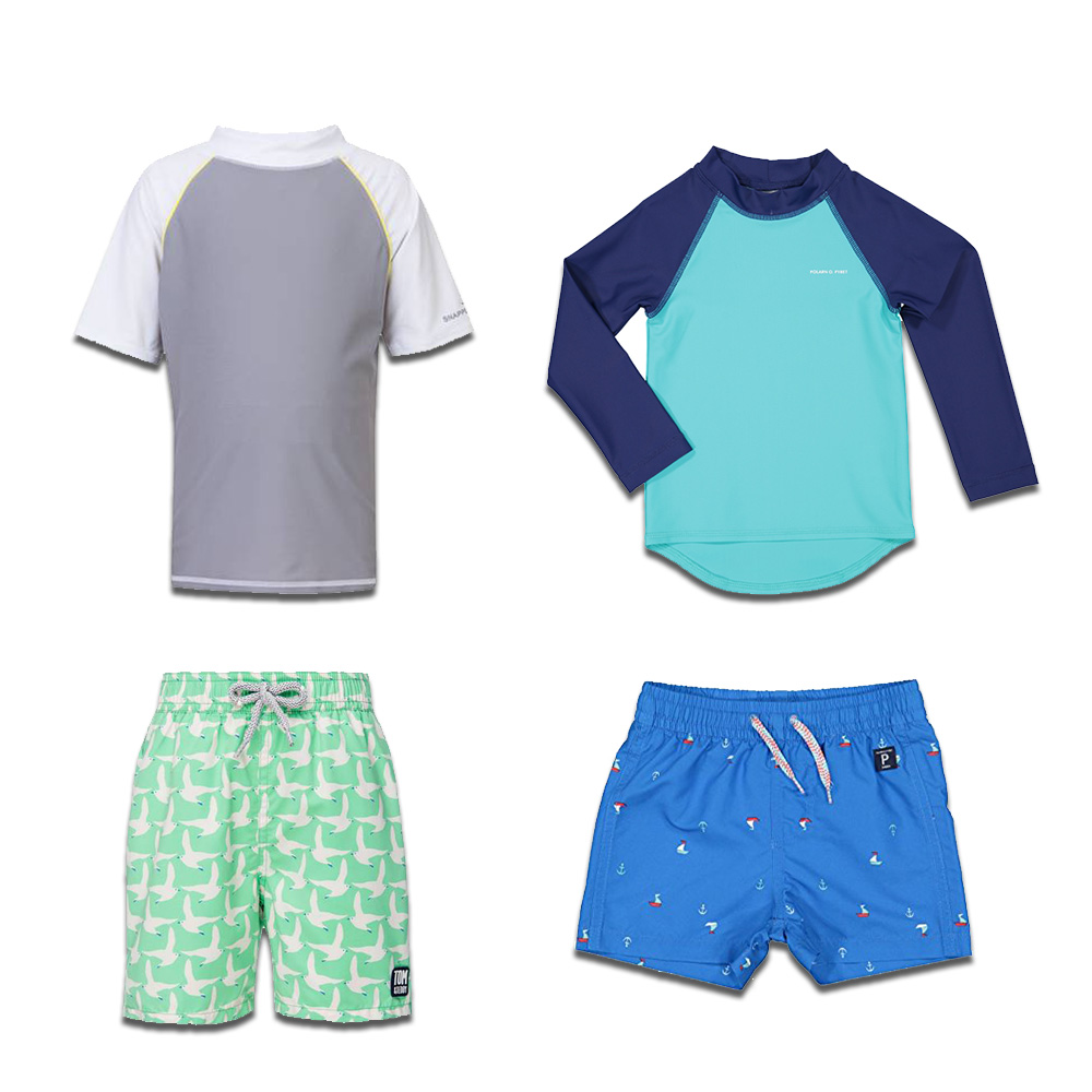 Summer Camps - Outfits