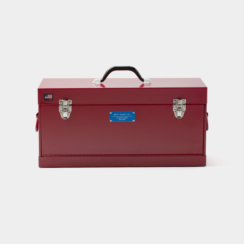 Best Made Company Front Loading Toolbox