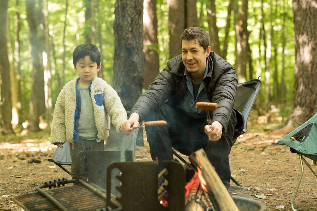 Camping With Kids 10