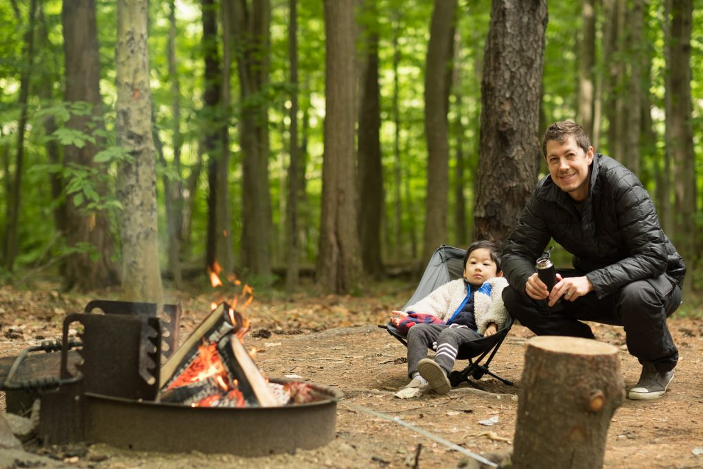 Camping With Kids 17