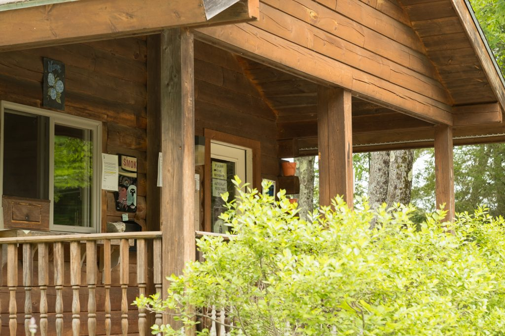 Camping With Kids Ranger Station