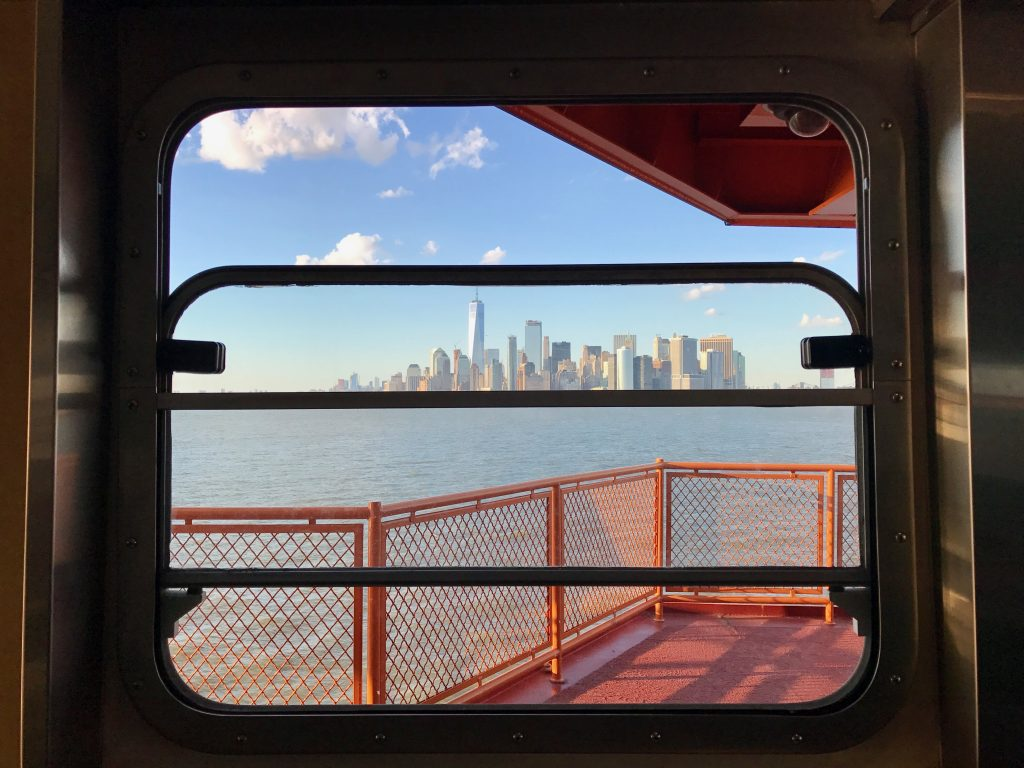 Staten Island Ferry Views