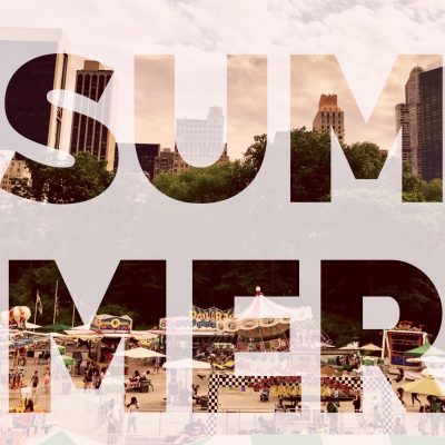 Our Family's Summer in the City Bucket List