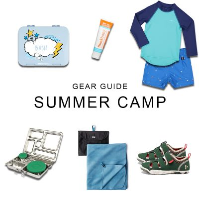 Kids' Gear Guide for Summer Camp