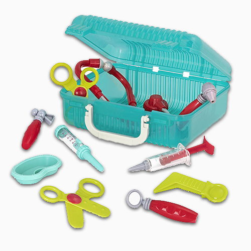 Battat Deluxe Doctor Toy Medical Kit For Kids 1