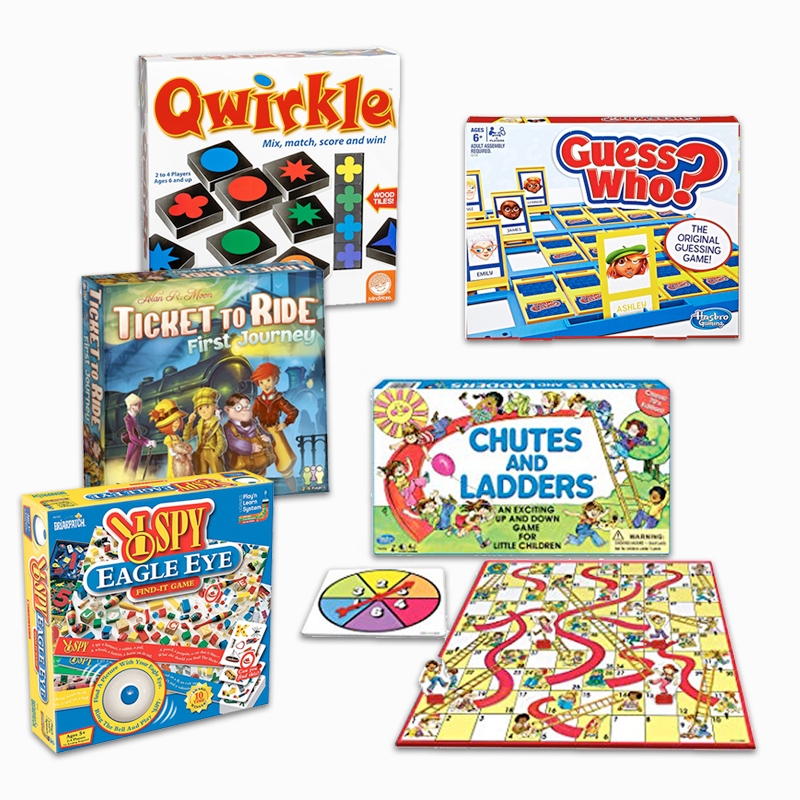 Gift Board Games For Preschoolers 1