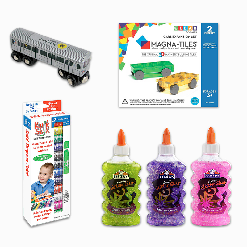 Gift Stocking Stuffers For Preschoolers 1
