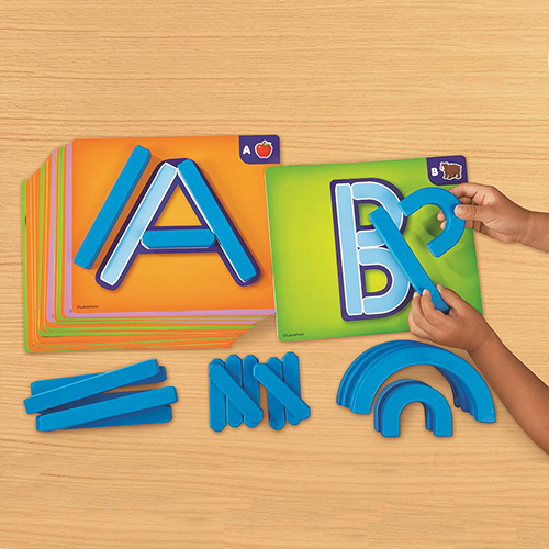 Magnetic Letter Builders 1