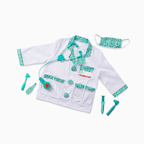 Melissa & Doug Doctor Role Play Costume 1