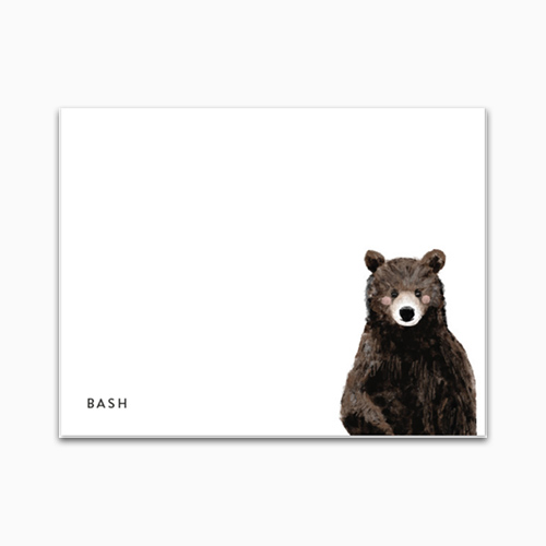 Minted Personalized Kid's Stationery 1