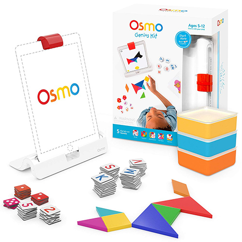 Osmo Genius Kit For Fire Tablet Or Ipad 2