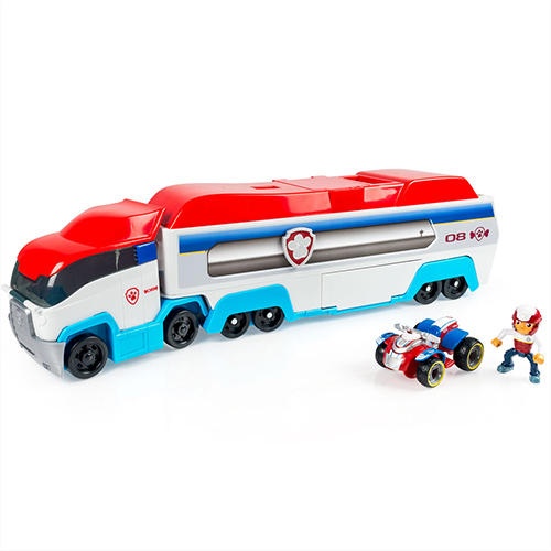 Paw Patrol Paw Patroller Rescue & Transport Vehicle 1