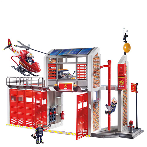 Playmobil Great Fire Station 1