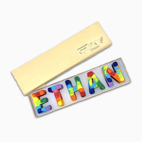 Personalized Name Crayons 1