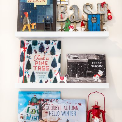 Sunday Shelfie: More Winter Books for Kids
