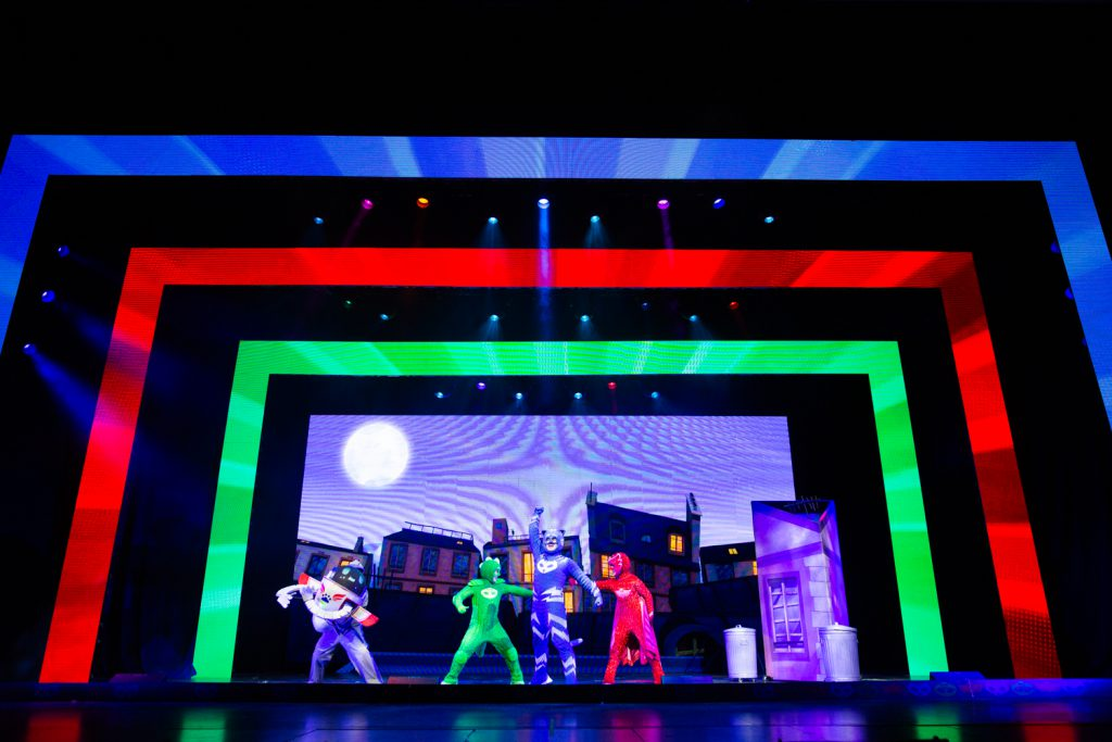 PJ Masks Live Kings Theatre