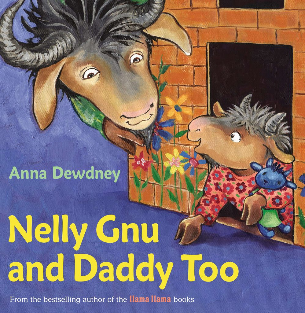 Father's Day Nelly Gnu And Daddy Too