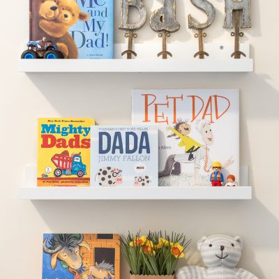 Sunday Shelfie: Happy Father's Day