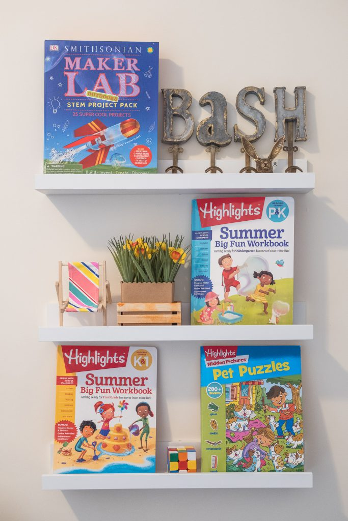 Sunday Shelfie Highlights Big Summer Fun 1