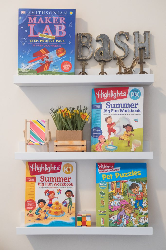 Sunday Shelfie Highlights Big Summer Fun 2