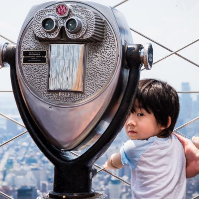 Summer in the City: A Few NYC Tourist Classics with Kids