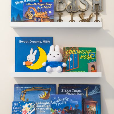 Sunday Shelfie: Bedtime Stories