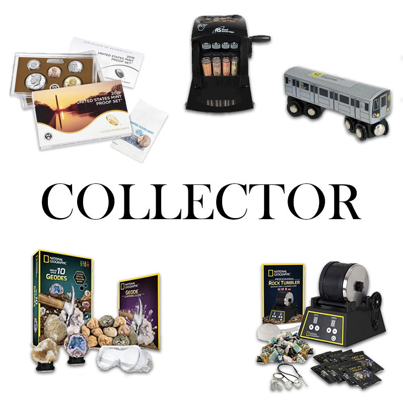 2019 Kindergarten Gift Guide Collectors