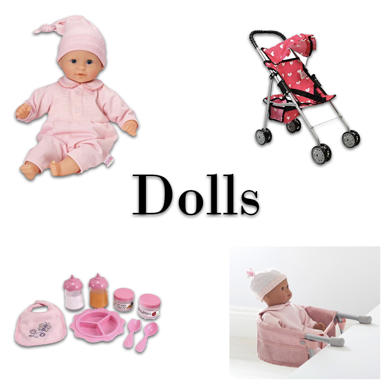 2019 Little Sister Toddler Gifts Dolls